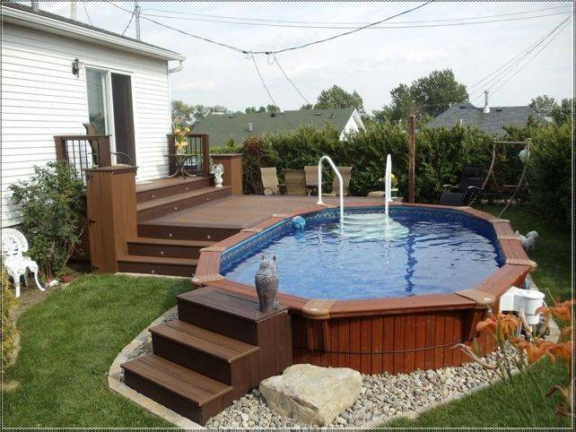 35 Great Deck Designs (EXPERT TIPS AND TECHNIQUES) on Pool Patio Design id=45719