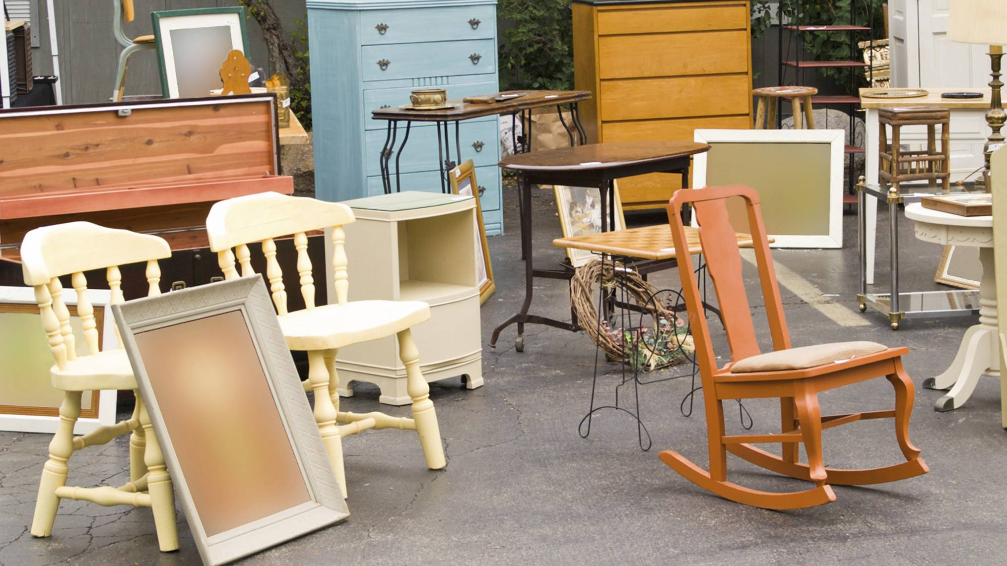 give your furniture a new look