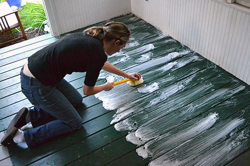 Painting Your Porch Or Patio