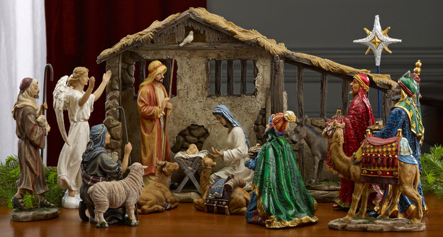 Jesus Christmas Decorations.25 Great Porch Christmas Decorations For The Holidays