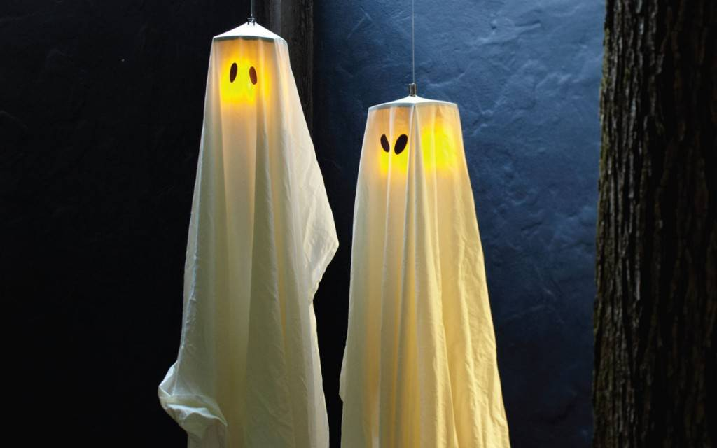 halloween lantern decor
