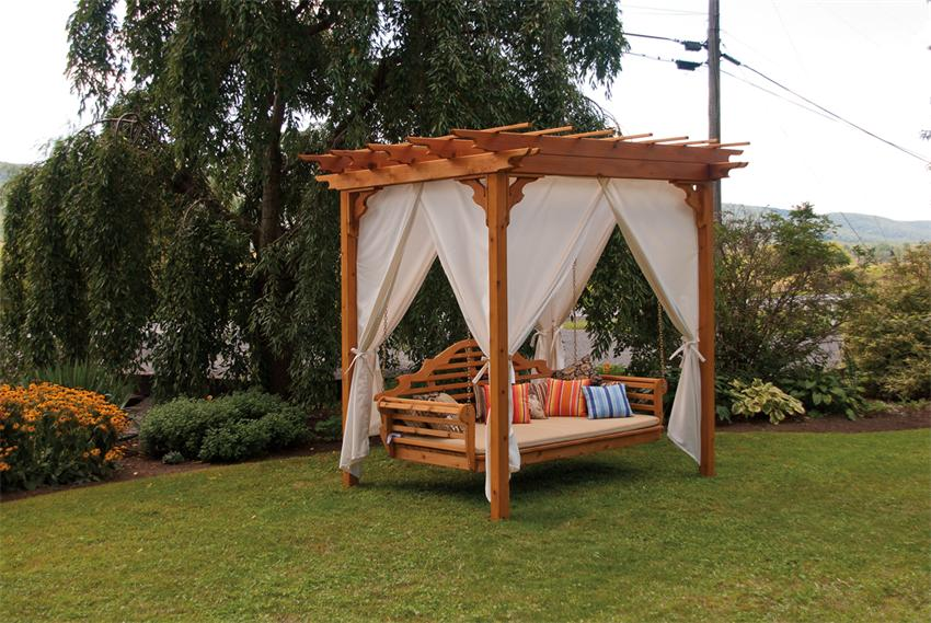 Why the Amish Make Such Excellent Porch Swings
