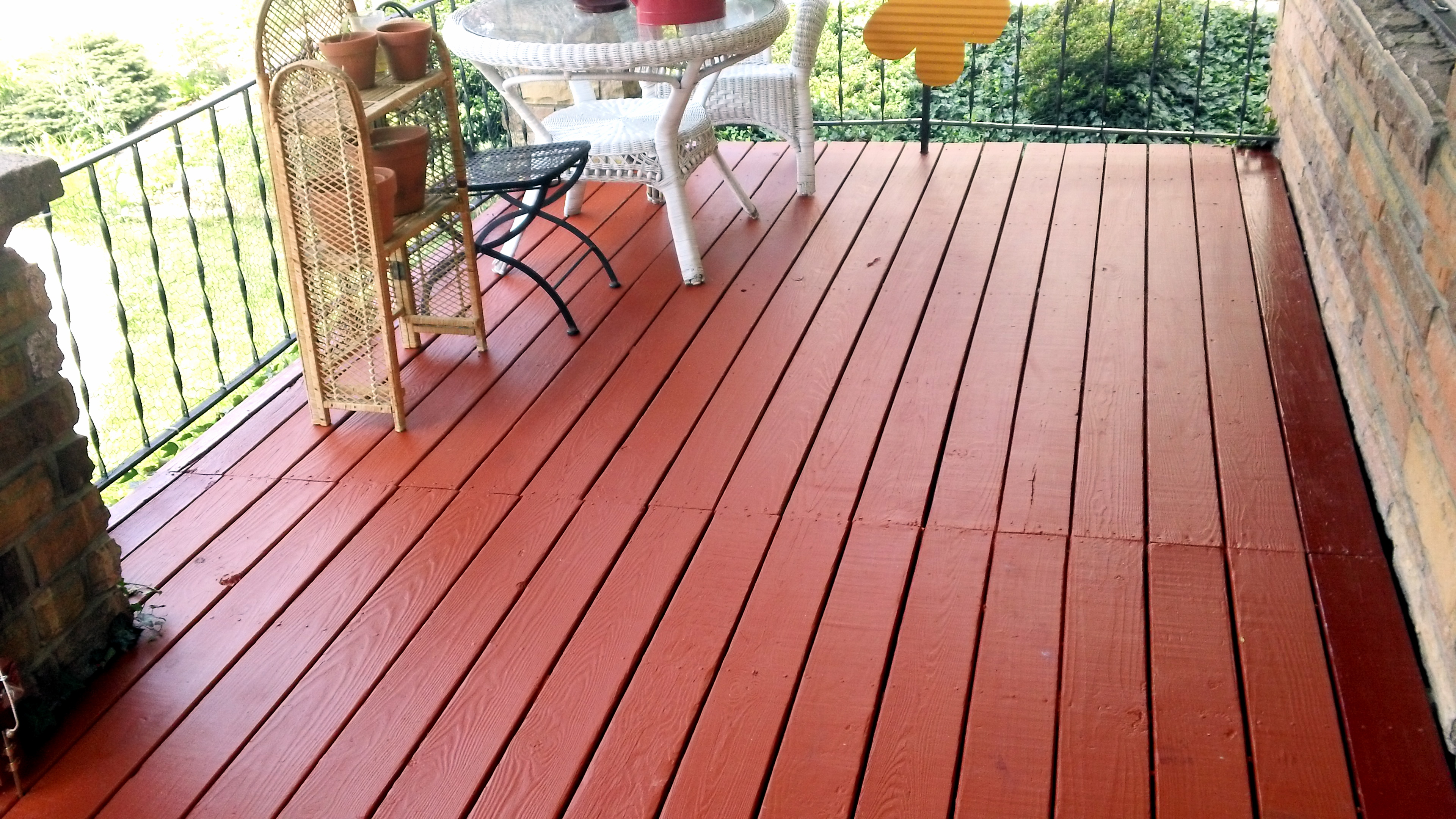 lowes deck paint