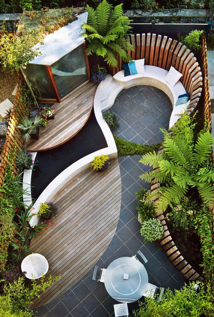 Infinity Garden Patio Ideas