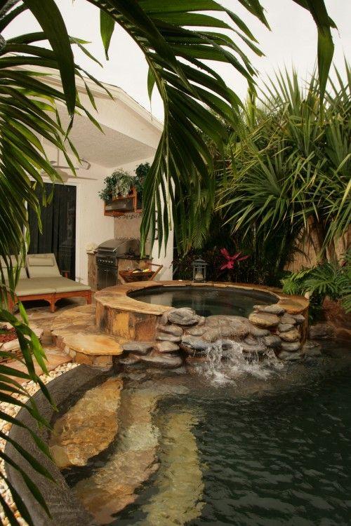 artificial pond design