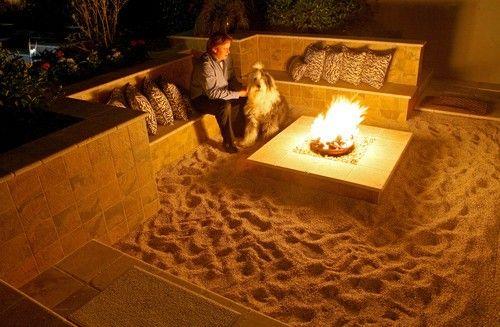 beach element design