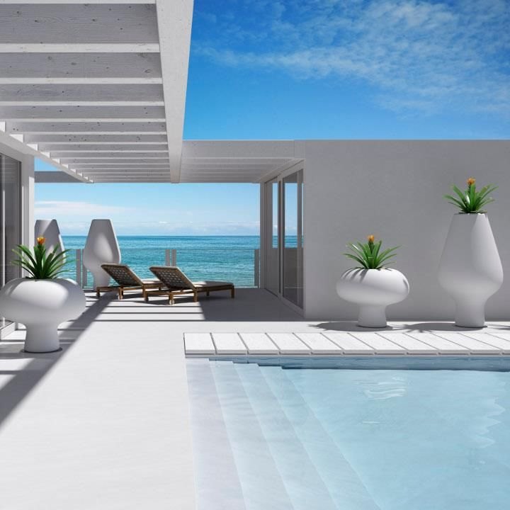 Pool by the Sea Deck ideas
